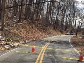 Broad Run Road Wires Incident