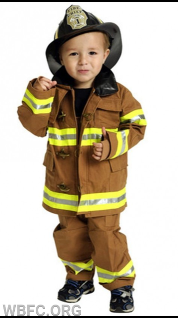 Jr Fire Fighter