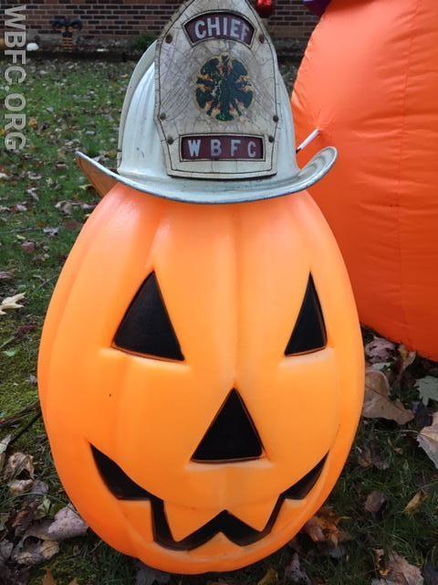 Chief Jack-O-Lantern