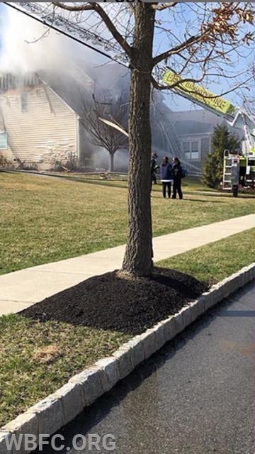 East Brandywine House Fire