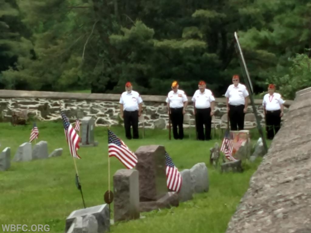Marshallton Memorial Day Ceremony