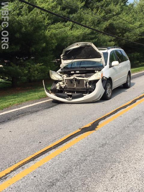 West Chester Rd accident